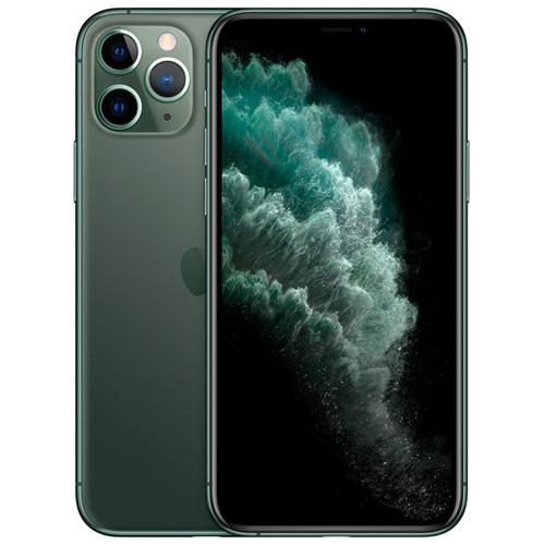 Смартфон Apple iPhone 11 Pro Max 64Gb Midnight Green фото