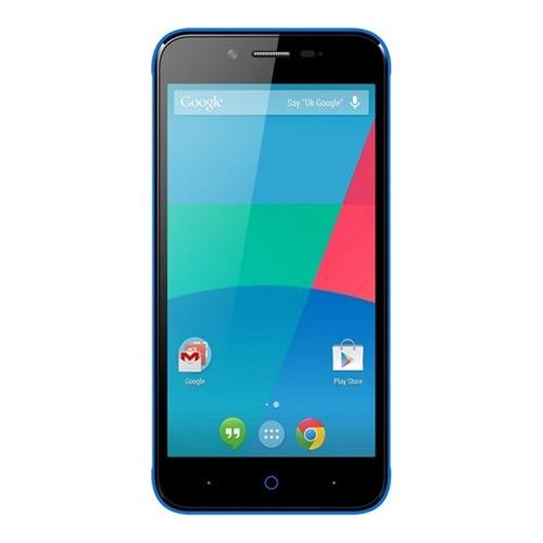 Телефон ZTE Blade L4 Blue фото